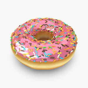 donut pink max