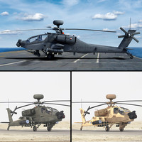 AH64E Apache Longbow Collection