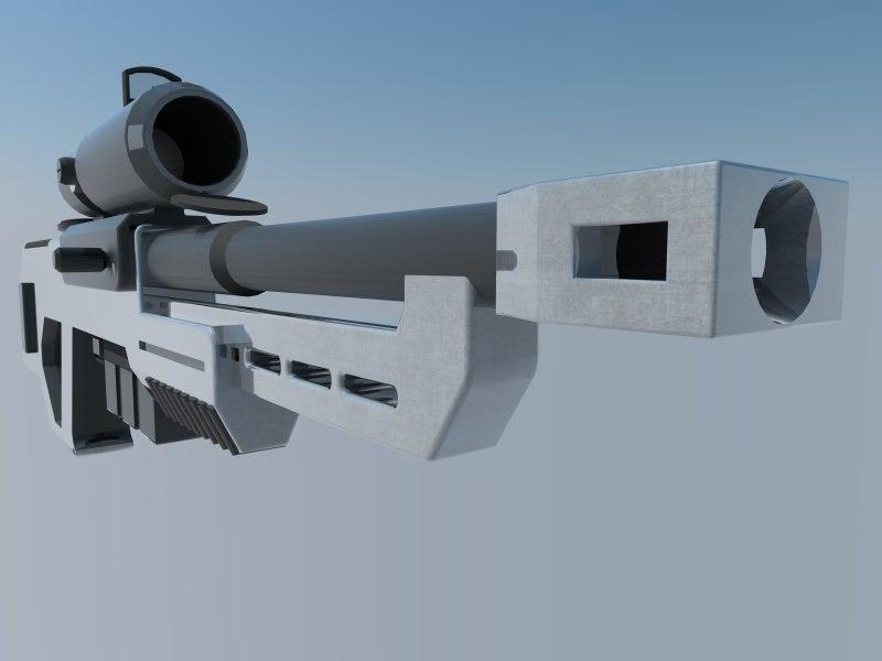 3d 3ds rifle