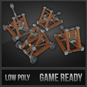 catapult kit medieval max