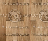 Smooth Wooden Boards Seamless Texture