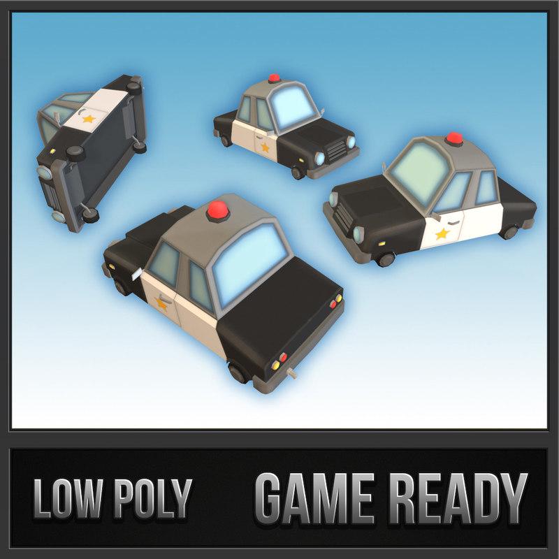 max police car