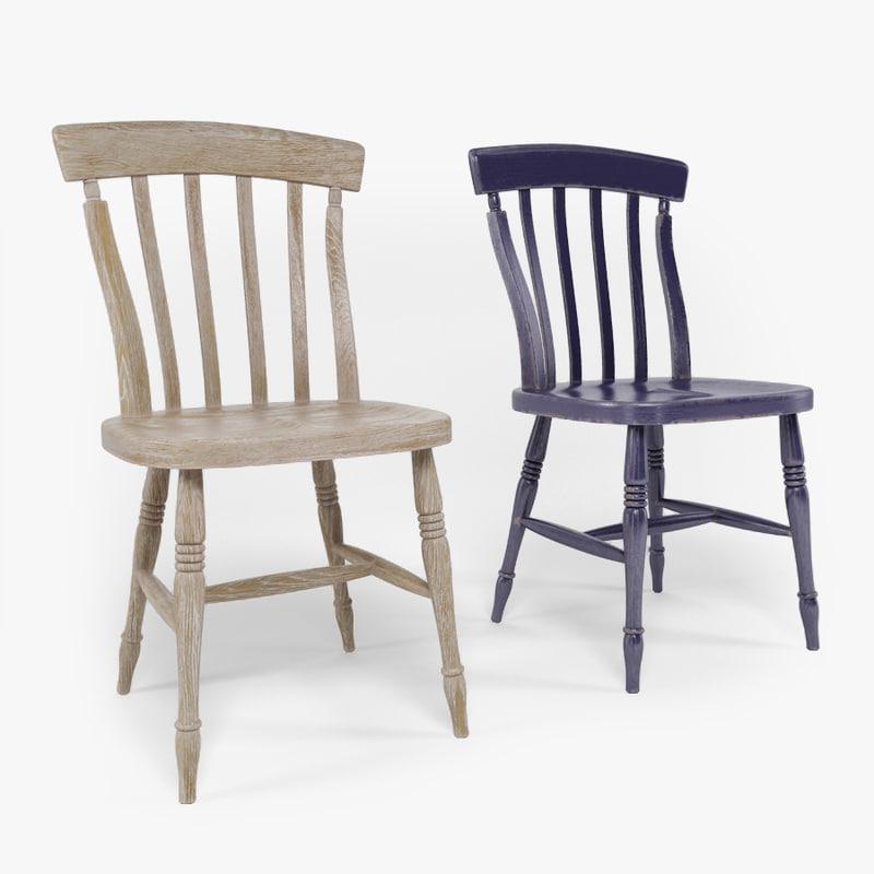 3ds max dialma chair