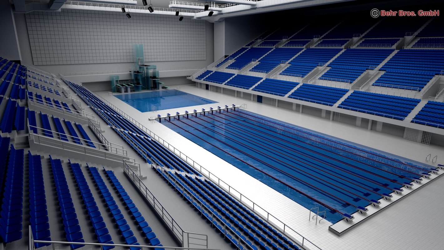swim stadium 3d 3ds
