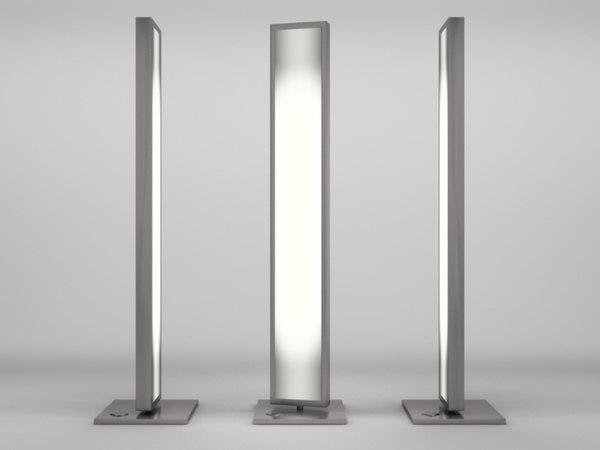 lamp 1 3d model