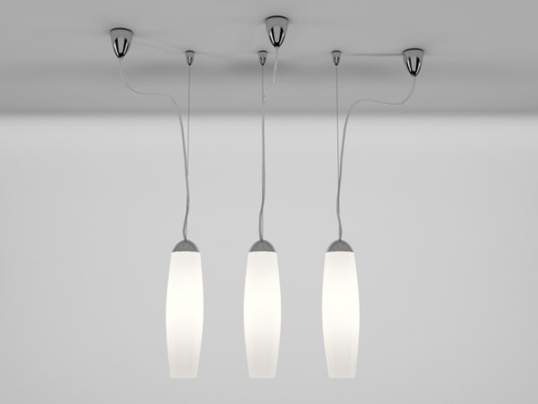 3d model lamp 1
