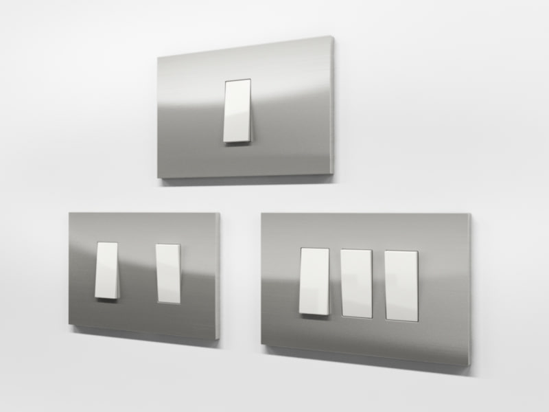 3d switches 1 model