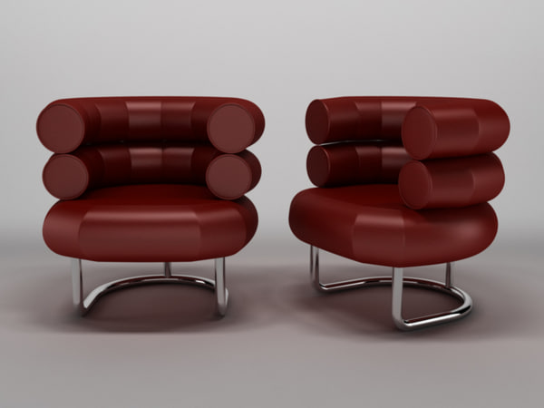 cinema4d armchair