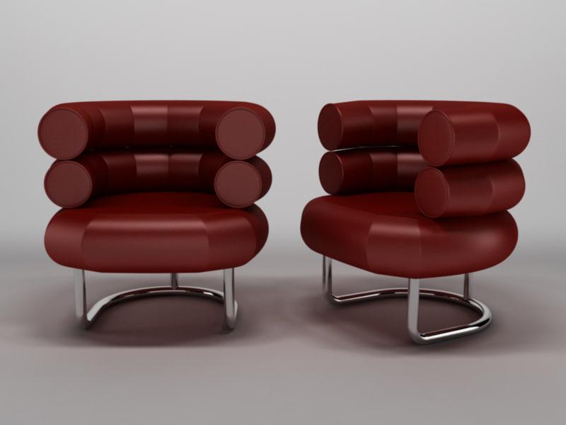 cinema4d armchair