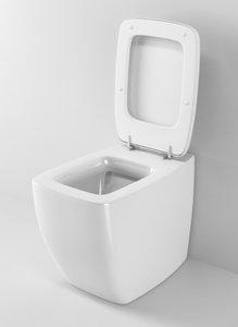 free ideal standard 21 toilet 3d model