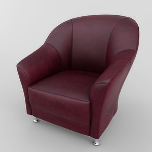 3ds chair antares 01