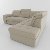sofa aliot 01 3d obj