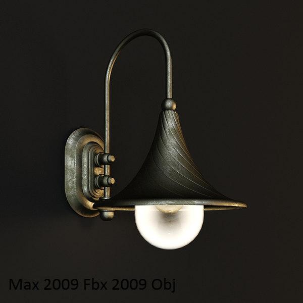 3d model ideal-lux cima ap1