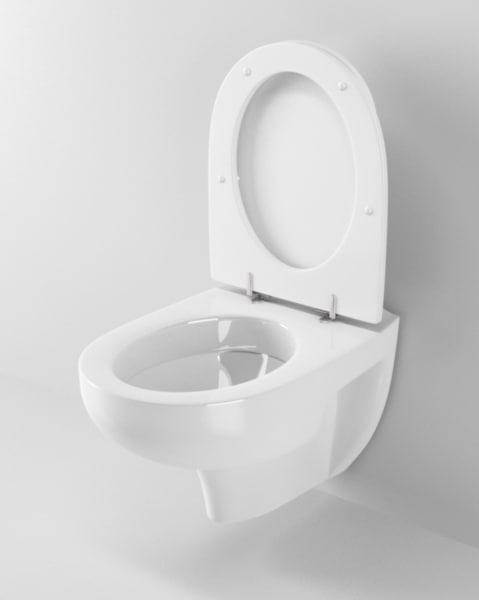 ideal standard ala washbasin 3d c4d