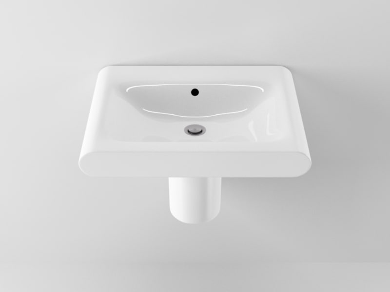 3d ideal standard moments washbasin