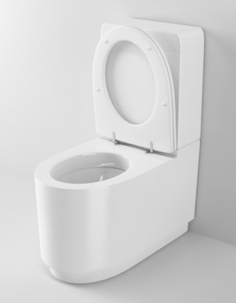 3d c4d ideal standard moments toilet
