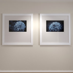 max framed artwork modern