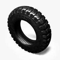 3d tire