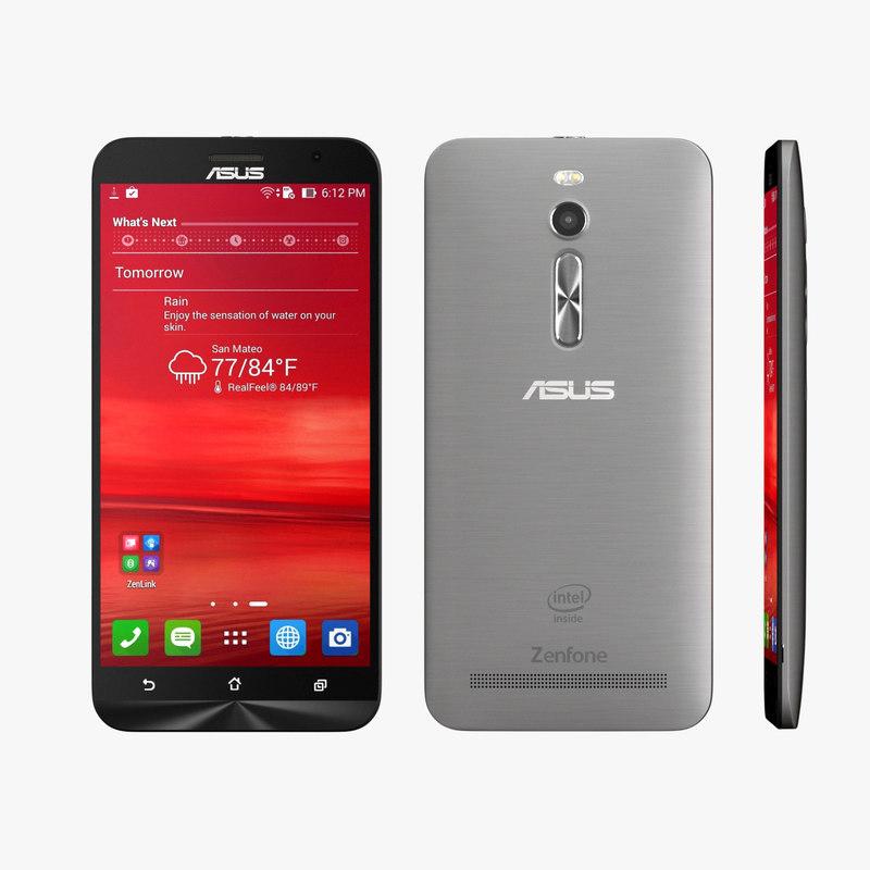 smartphone asus zenfone 2 max