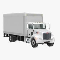 box truck 3ds