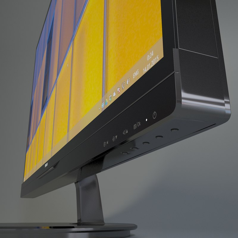 monitor philips 3d 3ds