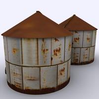 maya oil tank tanker