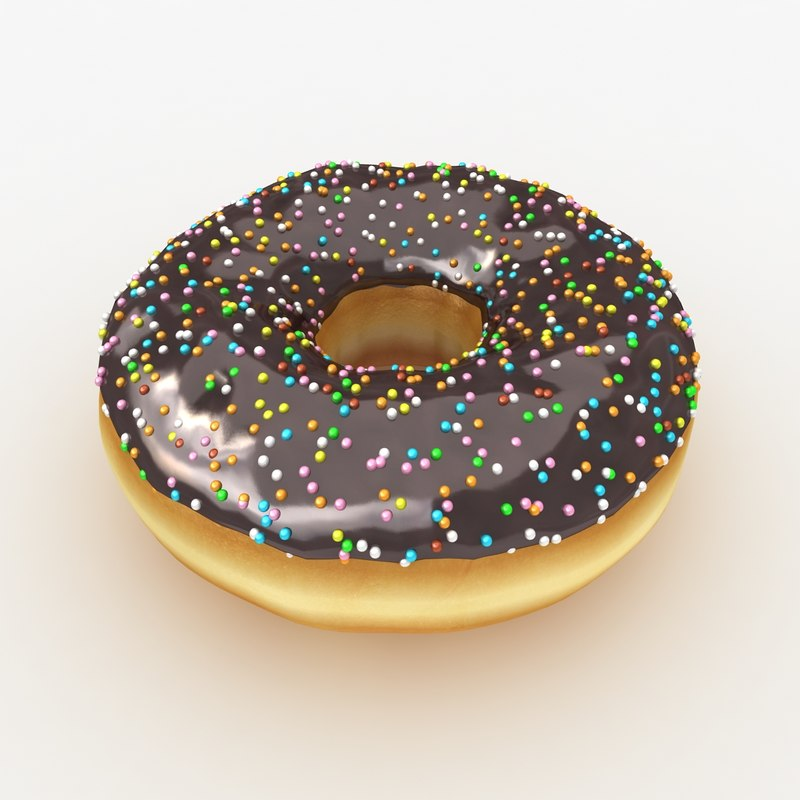 3ds max donut set