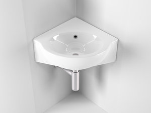 cinema4d ideal standard small washbasin