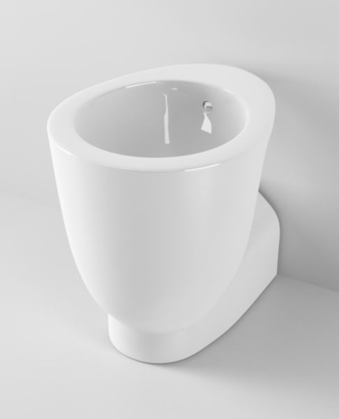 c4d ideal standard small bidet
