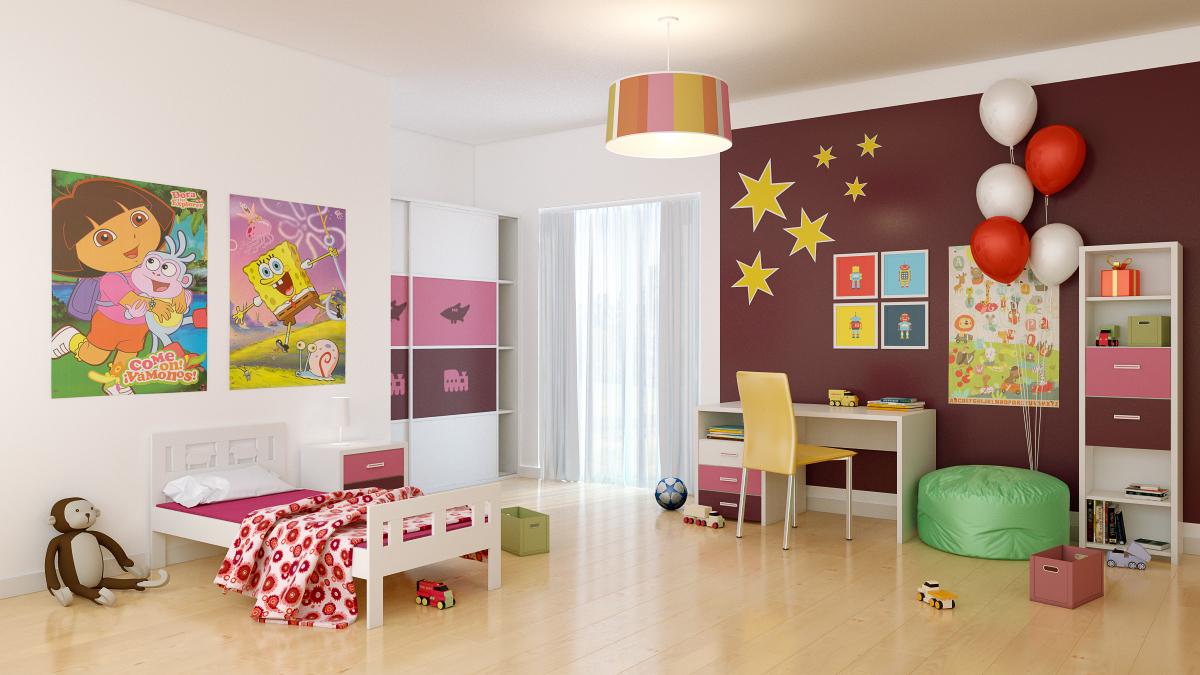 max child room
