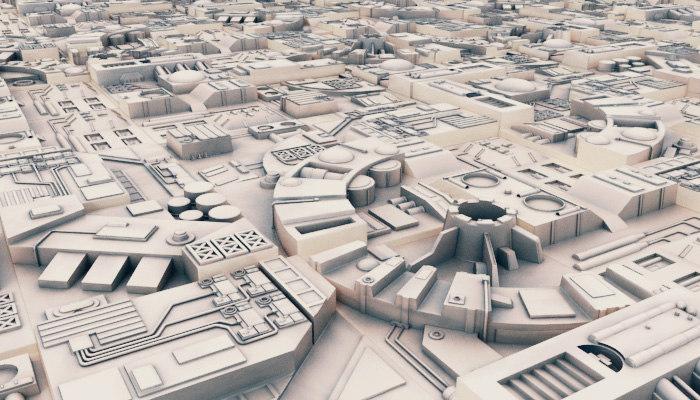 ma sci-fi construction landscape