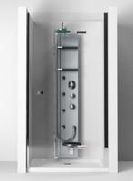 teuco endless shower flat 3d model