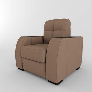 chair 2 boston 01 3d max