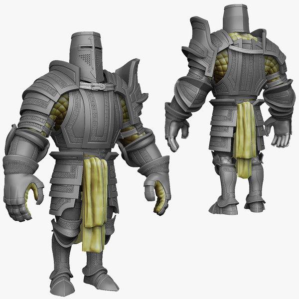 3ds max sculpt knight k2 series