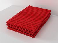 3d towel 2