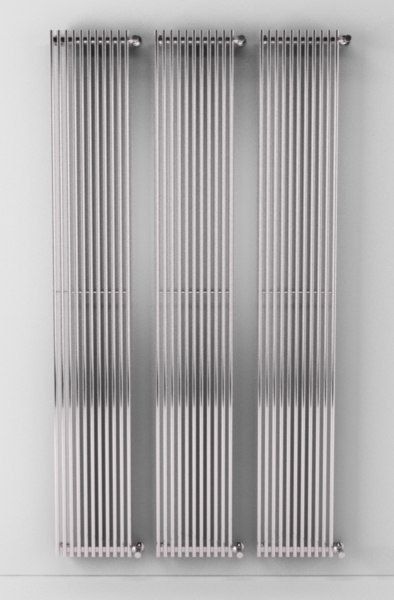 heated towel rails 2 c4d