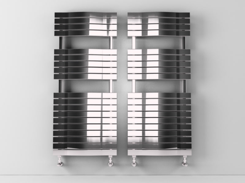 heated towel rails scirocco c4d