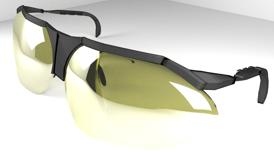 sunglasses uv protection 3d 3ds