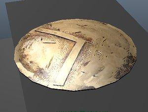 maya spartan shield