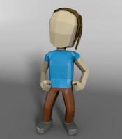 character games cartoons 3d 3ds