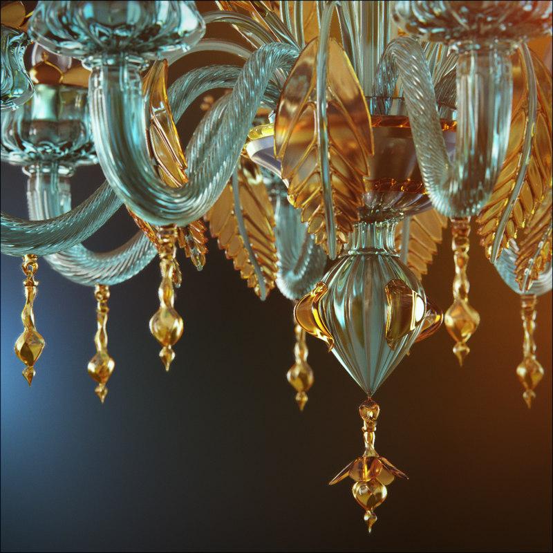 max la murrina chandelier