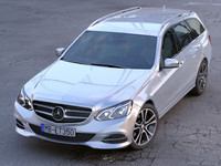 Mercedes Benz E class T-model 2014