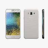 smartphone samsung galaxy e5 3d max