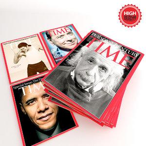 3ds magazine modeled