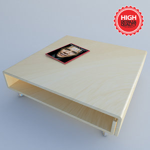 c4d mag coffee table