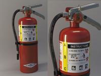 Extinguisher Amerex