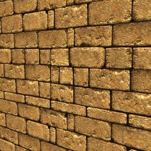 Sandy Brick Wall Texture