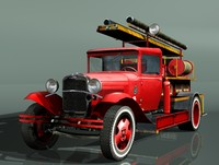 Fire truck PMG1 type