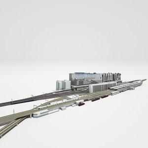 kyoto station max