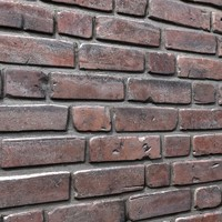 Bricks wall #01